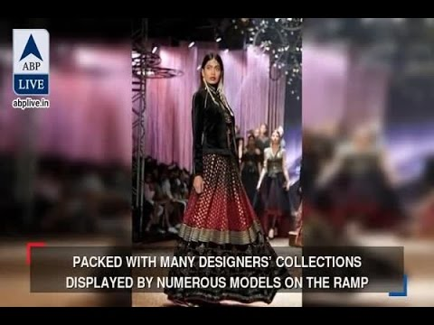 In Graphics: Grand finale of Amazon India Fashion Week Spring Summer 2017