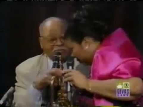 Aretha Franklin & Clark Terry | MUMBLES | 2001