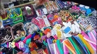 wednesday Market  !! nagar nigam Market roorkee!! uttarakhand Wholasale Market