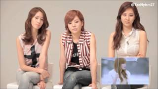 [ENG SUB] 1080p HD 120929 SNSD Complete Video Collection Talk (2/5)