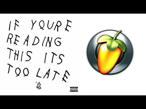 Drake - 10 Bands (IYRTITL Instrumental Remake FL Studio)