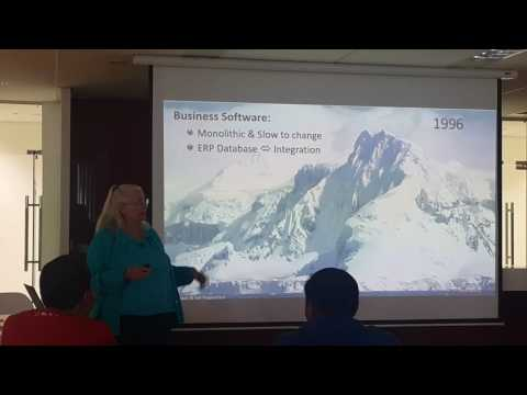 Agile Vietnam Conference 2016 @ Hanoi. Mary Poppendieck keynote.