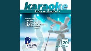 Entre Tú y Mil Mares (Karaoke Version)