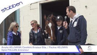Interview - Amalie & Pauline HELLMANN / Sylvie POULAIN