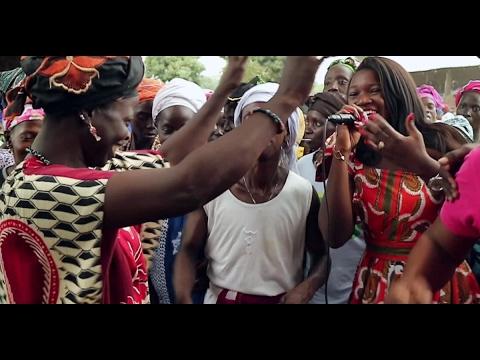 Un village libéré de l'excision en Guinée-Bissau on YouTube