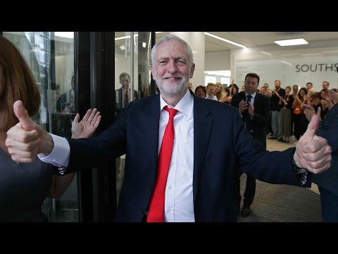 'Oh, Jeremy Corbyn!': how the Labour chant all started