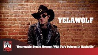 Yelawolf It Was Important For Me To Record Love Story In Nashville, Tennessee 247HH Exclusive.mp3