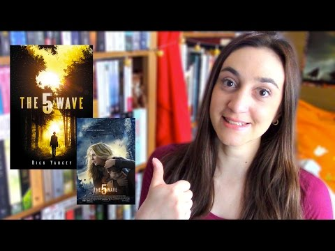 THE 5TH WAVE Book To Movie Adaptation (Spoiler Free) ● Frenchie Library