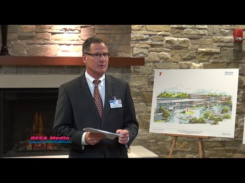 Riverview Hospital Association - John E. Alexander YMCA Announcement 8-13-14