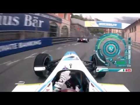 Jarno Trullis guide to the Monaco ePrix