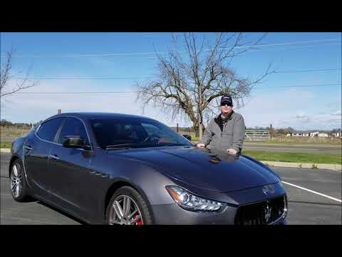 How I Installed The Weylans Secure 360 4G Dash Cam In My Maserati Ghibli SQ4