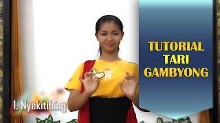 Gambar cover TUTORIAL TARI GAMBYONG PARIANOM