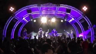 "KEYTALK Live at ""Spring Scream 2012"" plays 「アワーワールド」(Our W..."