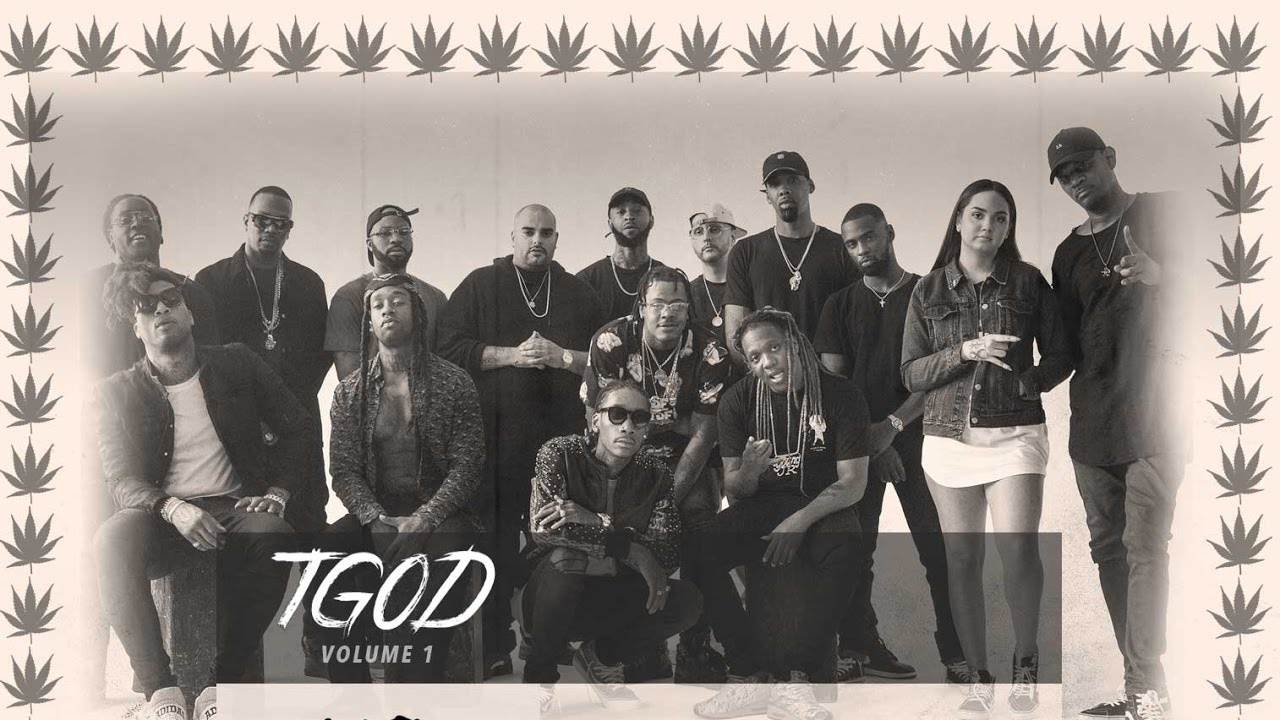 TGOD Vol 1 (Full Mixtape)