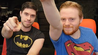 Adam vs Alex - Batman v Superman: Dawn Of Justice Predictions