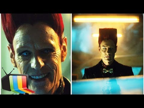 Altered Carbon Carnage: Who is Carnage? Who is Matt Frewer who plays Carnage?