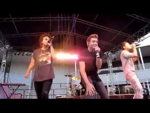 New District at the Delta Fair Memphis TN (09-03-2016 Entire Performance)