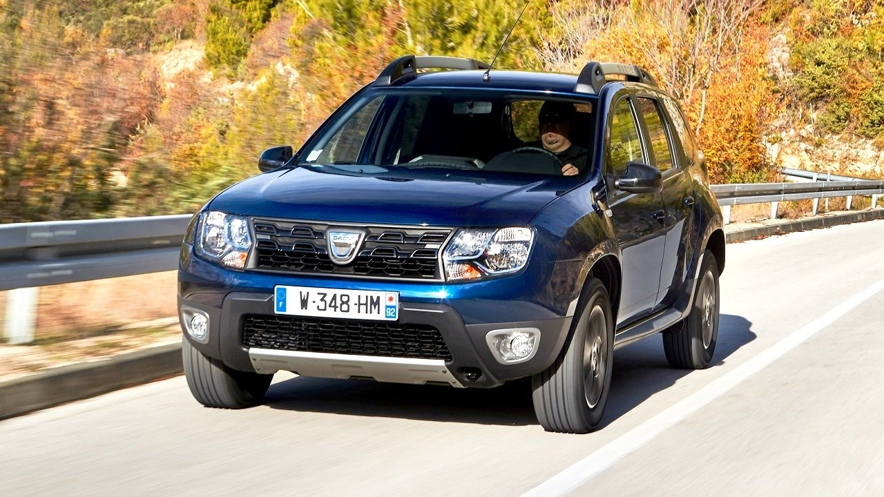 new dacia duster edc driving footage 2016 youtube. Black Bedroom Furniture Sets. Home Design Ideas