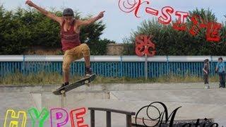 HYPEMatic @ X-Site Skatepark Skegness