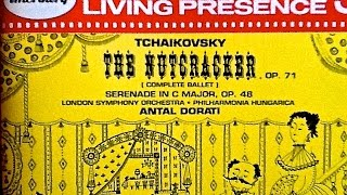 Tchaikovsky - The Nutcracker/Casse-Noisette (reference recording : Antal Dorati)