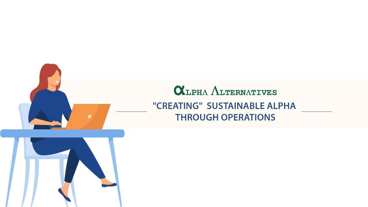 Creating sustainable alpha through operations | Alpha Alternatives' Alpha, Beta & Sigma approach
