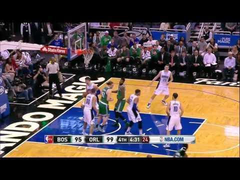 Boston Celtics vs Orlando Magic | January 31, 2016 | NBA 2015-16 Season