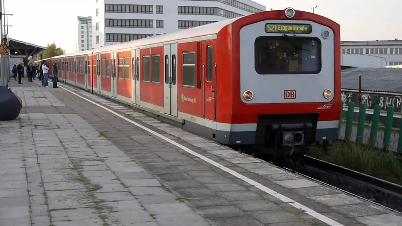 S Bahn Hamburg Br472 In Rothenburgsort 1080p Youtube - S Bahn Hamburg Fahrplan S2