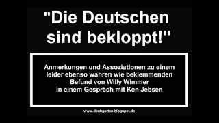 """""""Die Deutschen sind bekloppt"""""""