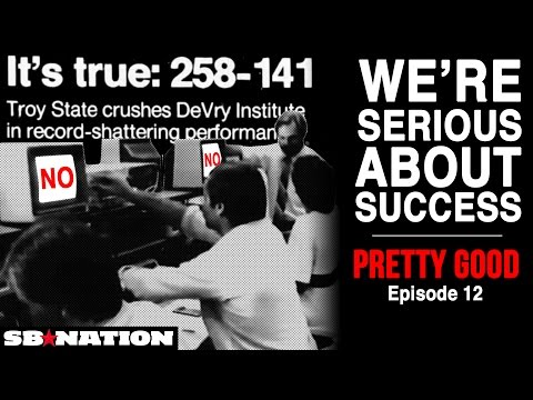 Troy State 253, DeVry 141 | Pretty Good, Episode 12
