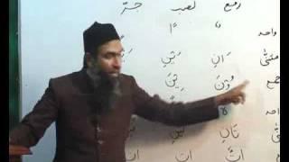 Arabi Grammar Lecture 06 Part 04 عربی  گرامر کلاسس