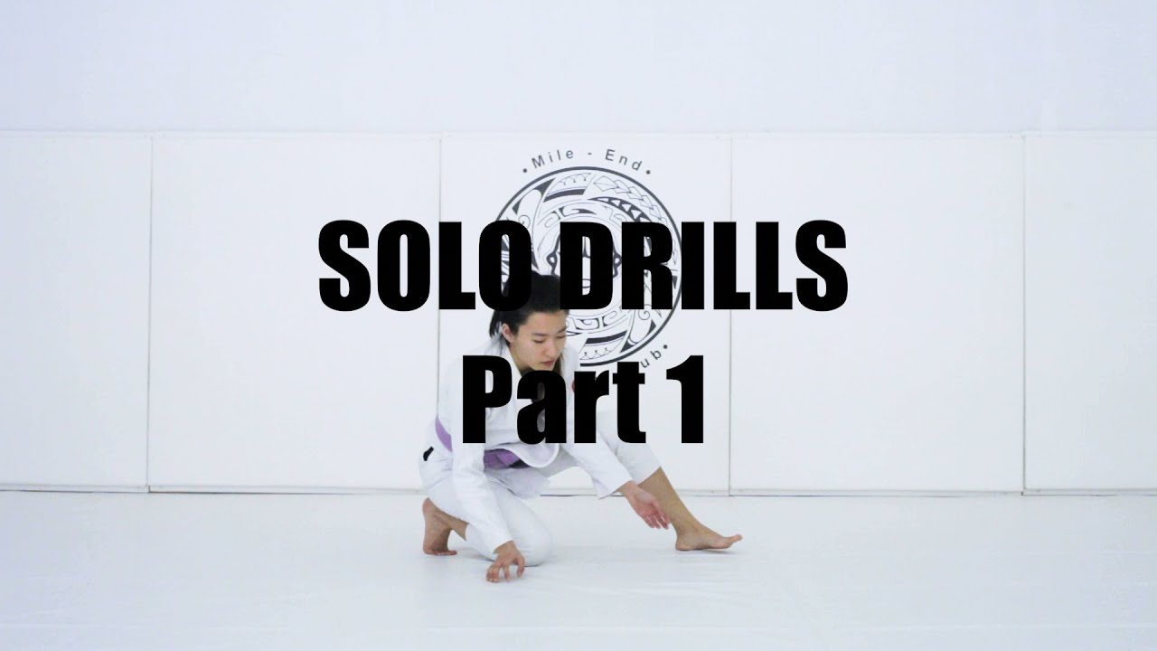 SOLO DRILLS part 1