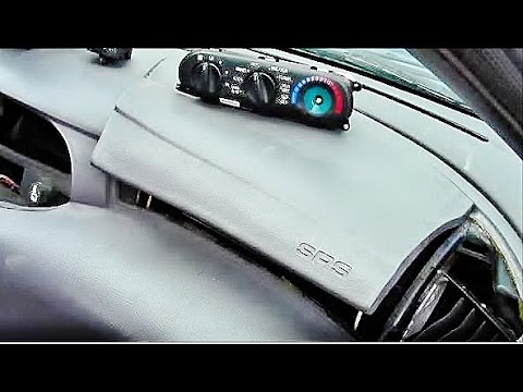 4c193a4c4ad6 How to Partially Remove Passenger Airbag - YouTube