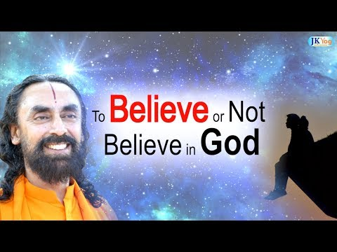 To Believe or Not Believe in God - Watch this Story | Swami Mukundananda