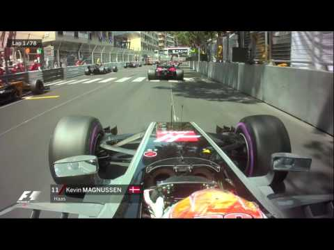 2017 Monaco Grand Prix | Best Onboard Action