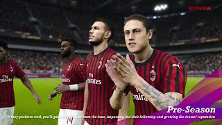 PES 2020 - Master League Trailer