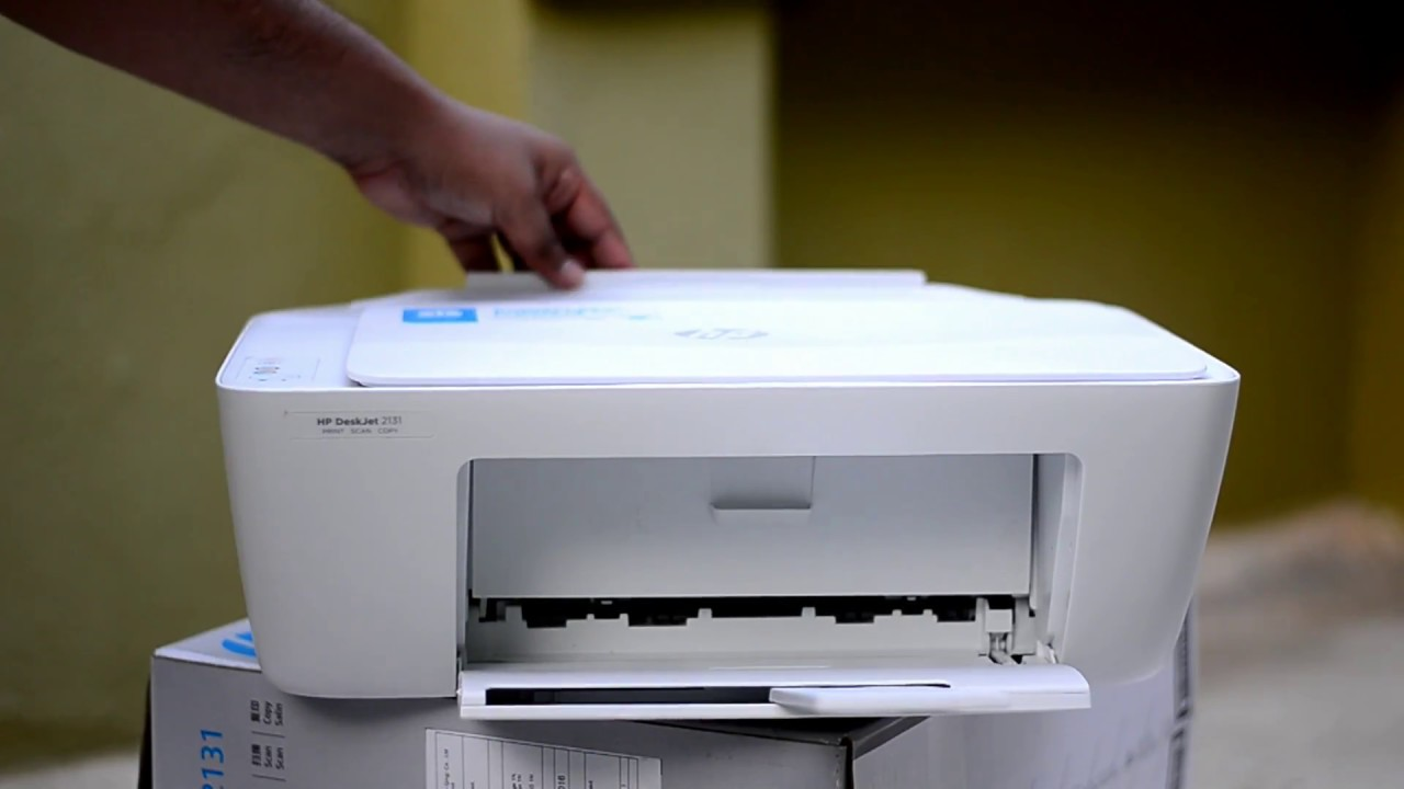Best Cheap All In One Color Printer Reviews Hp 2131 Youtube