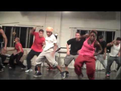 6th Street Dance Studio Miami, FL Kehynde's Tuesday night class 9:30