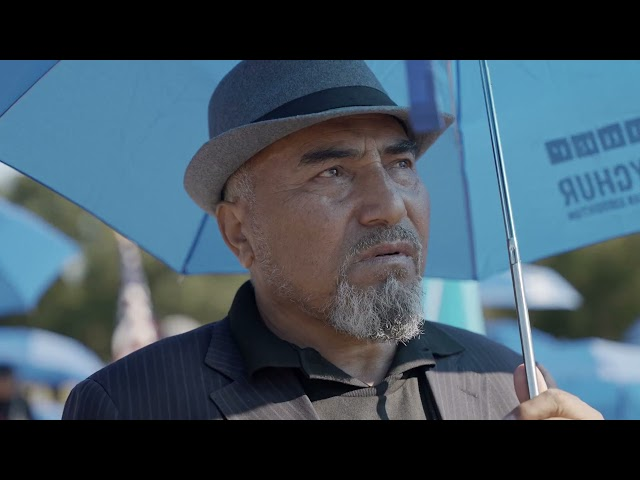 Freedom for Uyghurs