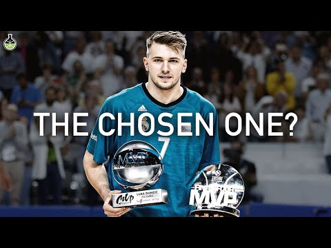LUKA DONCIC: THE CHOSEN ONE?