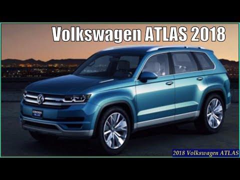 New Volkswagen ATLAS 2018 Review - Biggest SUV !!!