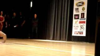 Body By Ian Presents -Kai Greene Guest Posing at the 2011 NPC Suburban in Paterson, New Jersey