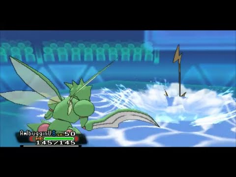 how to get scyther in oras
