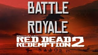 *LEAK* Red Dead Redemption 2 Will Have Battle Royale Mode Along With First-Person + More!