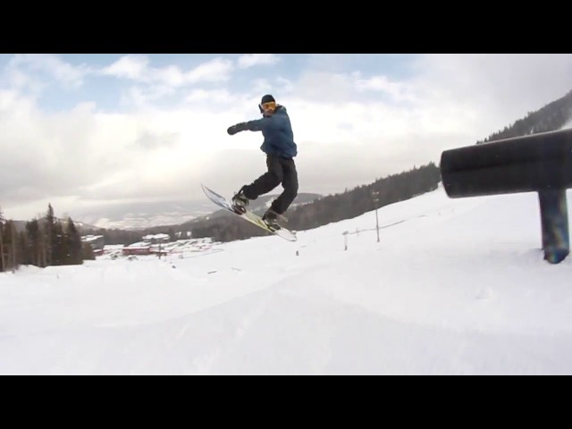 RED Resort Parks - Pre Snow Dump