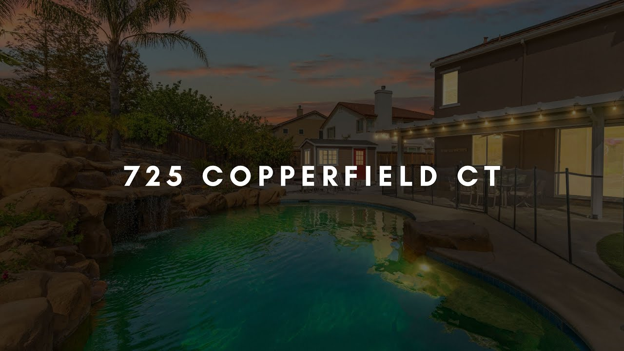 725 Copperfield Court, Brentwood, CA 94513