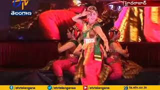 Collector Yogitha Rana Daughter Dance Performance Draws Attention | Ravindra Bharathi