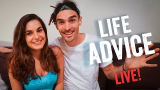 LIFE ADVICE ft. RayaWasHere!