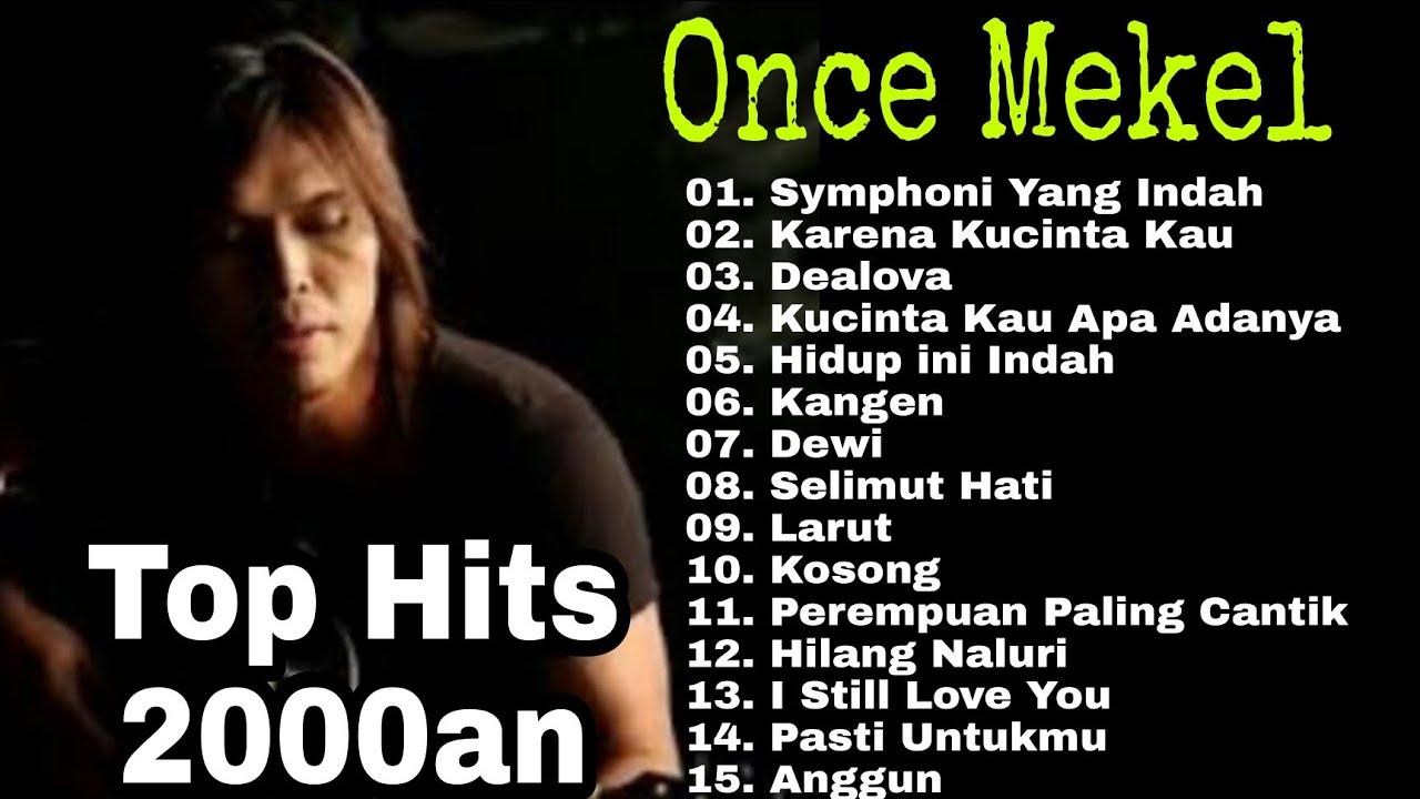Download Once Full Album | Dewa 19 Full Album | Lagu Lawas Terpopuler 2000an | Lagu Tahun 90an Indonesia Pop