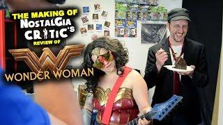 Wonder Woman - Making of Nostalgia Critic thumbnail