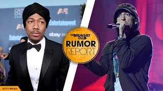 Download Nick Cannon Taunts Eminem With Another Diss Track, Obie Trice Chimes In Mp3 and Videos